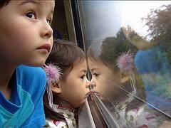 Билет ребёнку в транспорте