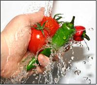 Последствия употребления немытых фруктов