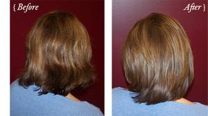 Применение глицерина для волос