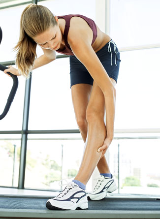 боли в мышцах после тренировки