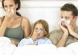 грипп заразен