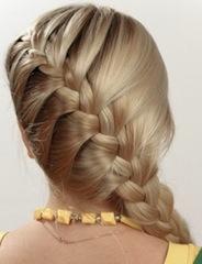 детские прически для девочек на каждый день французская коса docx
