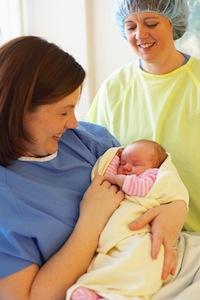кесарево сечение для ребенка