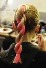 как красиво заплести длинные волосы коса из жгутов