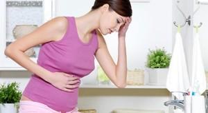 кровяные выделения при беременности