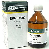 маска с димексидом для лица
