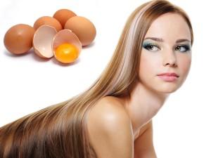 маска с яйцом для волос