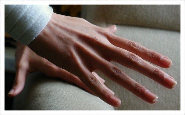 Ինչպես որոշել մարդու տաղանդներն ըստ մատների երկարության
