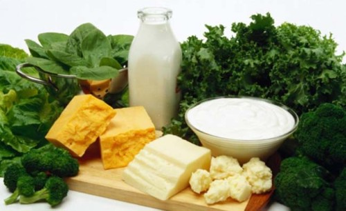 продукты для лучшего ксвоения кальция