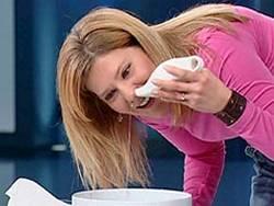 физраствора для промывания носа