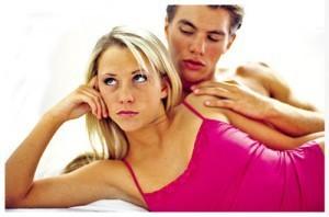 фригидность у женщин