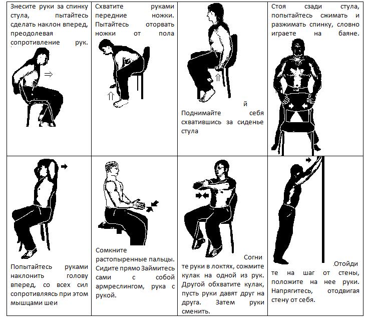 изотермические упражнения