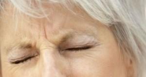Блефароспазм