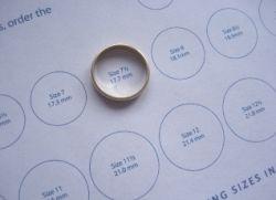 Как раскатать кольцо в домашних условиях