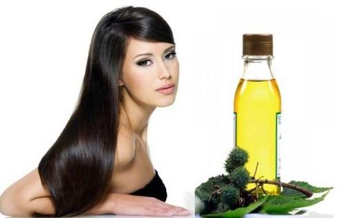 Касторовое масло для ресниц, бровей и волос
