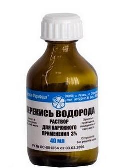 Behandeling van de gewone verkoudheid door peroxide van waterstof volgens Neumyvakin. Hoe te behandelen bij kinderen en volwassenen