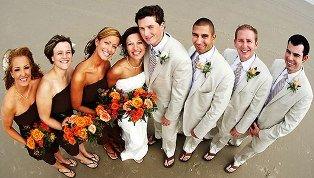 Приметы о свидетелях на свадьбе