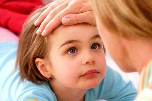 Синяки под глазами у ребенка заболевания