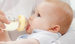 Сколько смеси должен съедать ребёнок