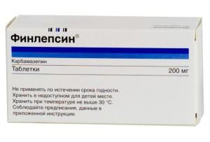 Финлепсин фото упаковки