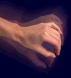 дрожат руки у молодых людей