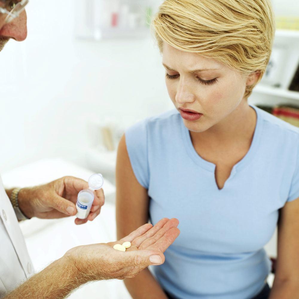 Беременность при приёме антибиотиков