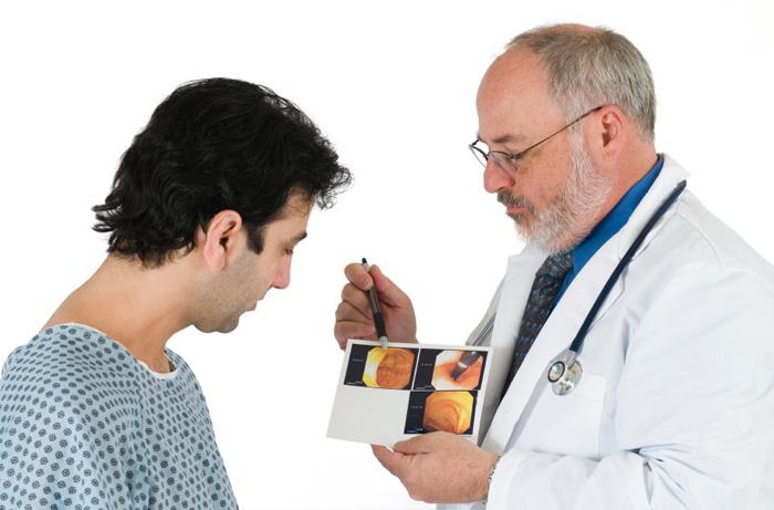 Фото осмотра у мужчин предстательной железы и всего мужского