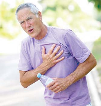 приступ сердечной боли