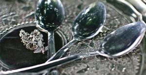 серебро на подлинность в домашних условиях