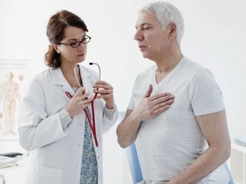 скорая помощь при болях в сердце