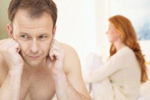 снижение потенции у мужчин