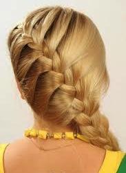 французкая коса