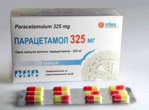 paracetomol